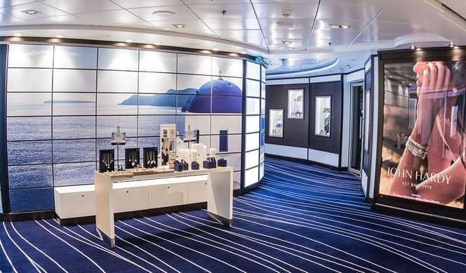 Celebrity Constellation Boutique