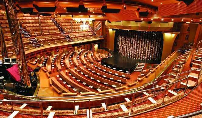 Théâtre Costa Magica