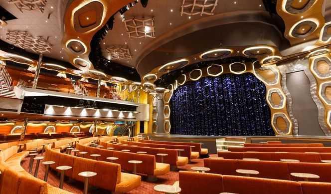 Costa Diadema Théâtre