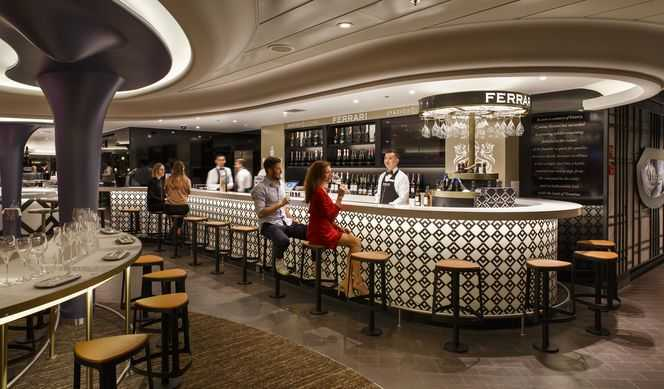 Costa Smeralda Bar