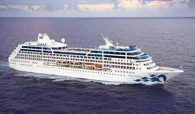 Tahiti et Pacifique Sud avec Princess Cruises