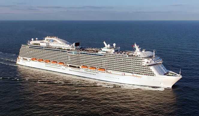 Scandinavie et Russie au départ de Copenhague avec Princess Cruises