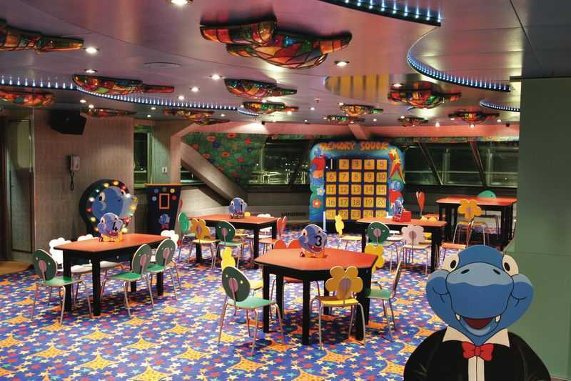 Club enfants,  Espace ados...