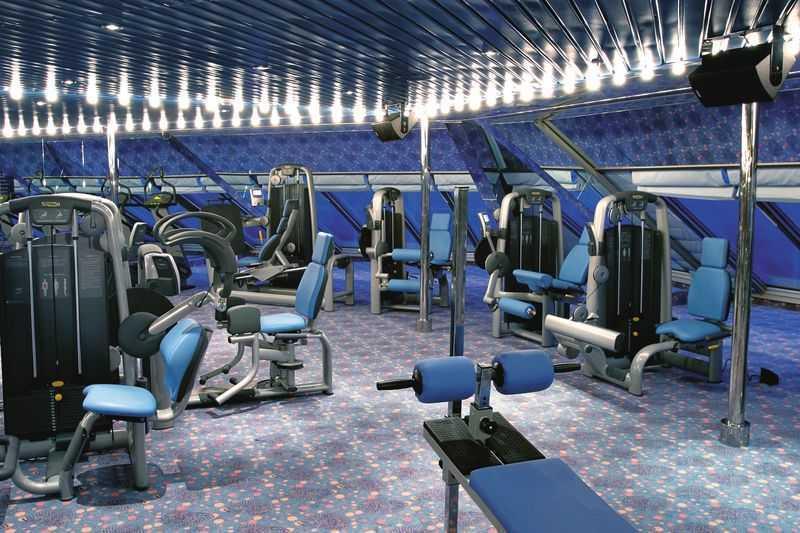 Solarium,  Sauna,  Hammam,  Salle de fitness,  Salon de beauté,  Coiffeur...