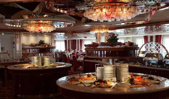 Restaurant, Restaurant séparé à la carte, Café, Bar...