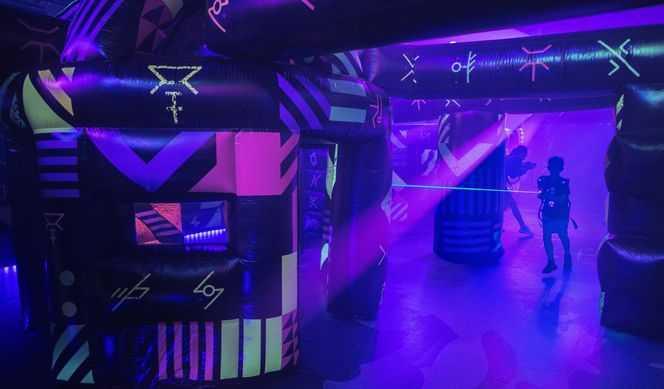 Patinoire, Escape Room, Laser Game, Skate / Roller parc...