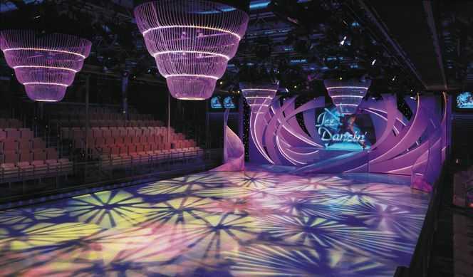 Casino, Théâtre/salle de spectacle, Spectacles surglace, Discothèque...