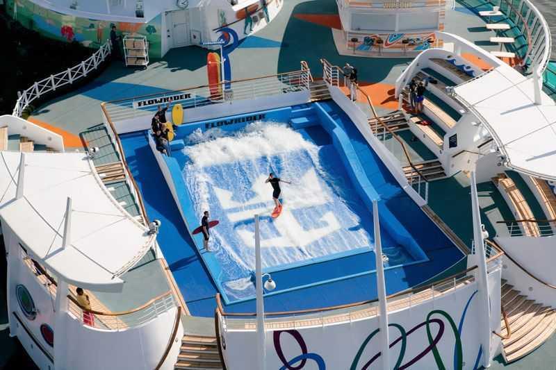 Simulateur de Surf, Ring de boxe, Patinoire, Skate / Roller parc...