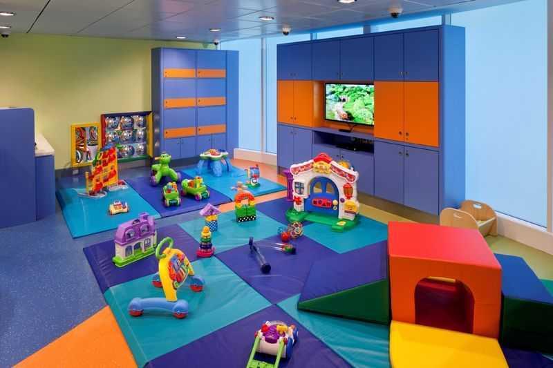 Club enfants, Espace ados, Mini-club...