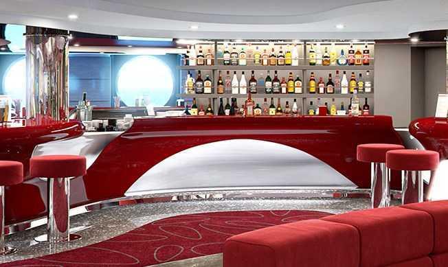 Un partenariat exclusif avec le Cirque du Soleil, Casino, Théâtre, Discothèque Club Attic, Studio TV & Bar : Bar karaoké, Comedy Club...