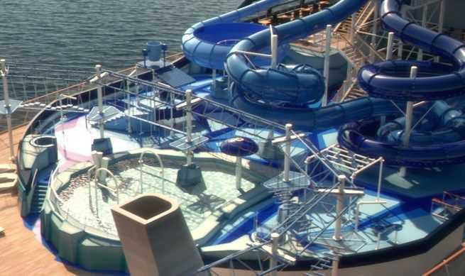 4 Piscines, Aquapark, Sportplex, Des pistes de bowling, MSC Gym by Technogym®... A bord du navire, vous aurez accès à de nombreux loisirs tels des spectacles, une salle multimédia, un parc d'attraction pour enfants, des pistes de danses et même un parc aquatique ! Côté sport, vous trouverez à votre disposition deux piscines (dénommées Horizon et Atmosphère) autour desquelles vous pourrez prendre également le soleil avec un espace non négligeable et fort appréciable ! Les plus sportifs auront aussi accès à la salle de sport MSC Gym by Technogym dotée d'équipement de pointe pour votre bien-être. Une piste de jogging de 328 mètres ainsi qu'une salle réservée aux sports collectifs compléteront cette liste.