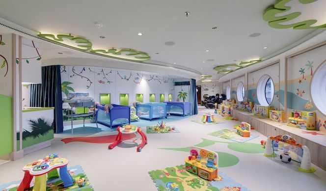 Le Baby Club, Les Mini Club et Juniors Club, Les Clubs Jeunes et Ados...