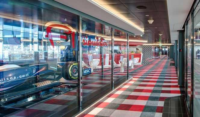 Simulateur Formule 1...