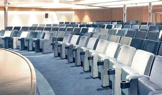 Théâtre/salle de spectacle, Salon de conférence, Salon Principal...