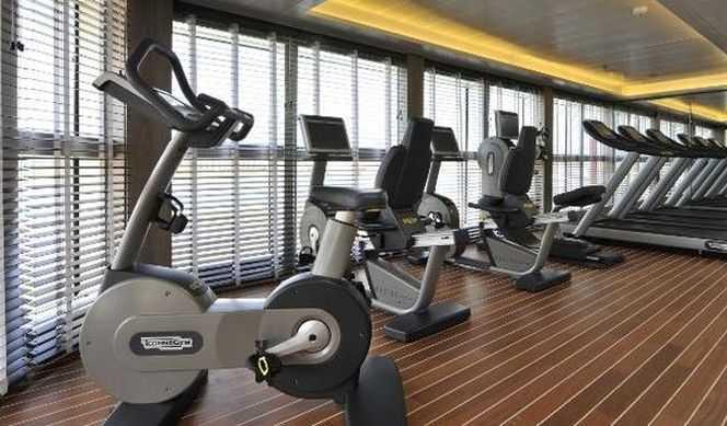 Massage,  Sauna,  Salle de fitness,  Salon de beauté,  Coiffeur...