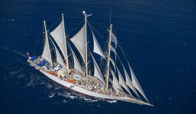 Cyclades du Nord avec Star Clippers