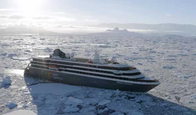 Géorgie du Sud et Péninsule Antarctique : Safaris de manchots avec Quark Expeditions